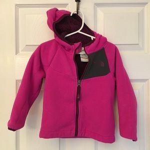 Girl's North Face jacket